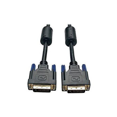 Tripp Lite Video Cable 15.24 m 1 x DVI-D Dual Link 1 x DVI-D Video P560-050 M/M