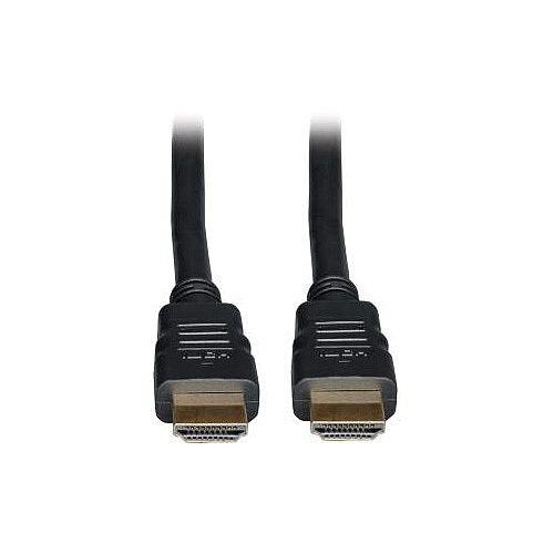 Tripp Lite P569-010 HDMI A/V Cable 3.05 m 1 x HDMI Male Digital Audio/Video 1 x HDMI Male Digital Audio/Video 2.25 GB/s Black