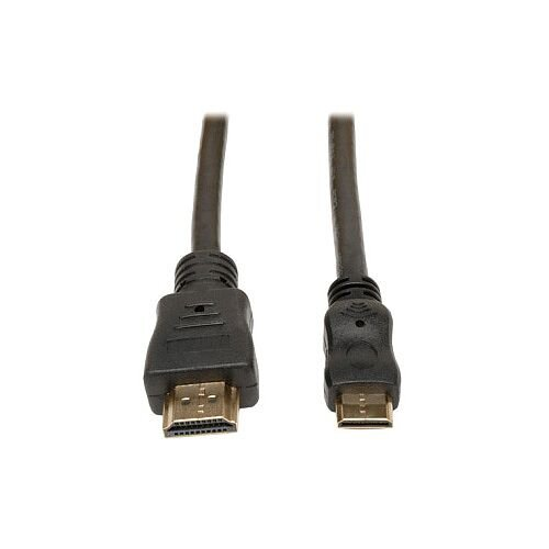 Tripp Lite P571-006-MINI HDMI A/V Cable for Audio/Video Device Camera Camcorder TV 1.83 m