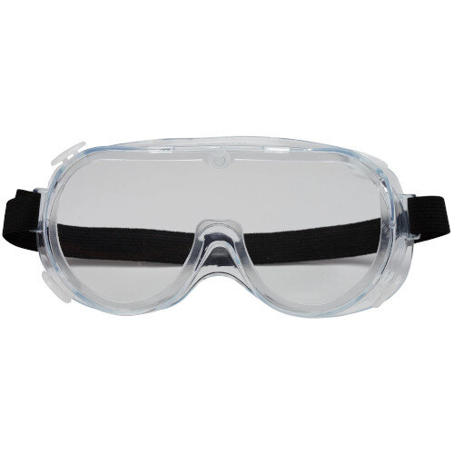 Safety Goggles Clear Lens, Anti-Fog Ref PGG48HD