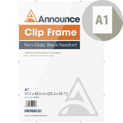 Announce A1 Clip Frame PHT00131