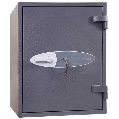Phoenix Venus HS0654K 184L Security Safe With Key Lock Grey