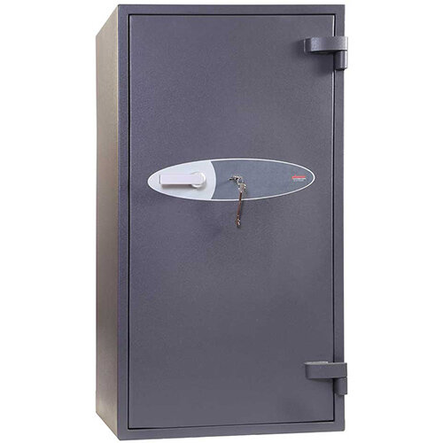 Phoenix Venus HS0655K 283L Security Safe With Key Lock Grey