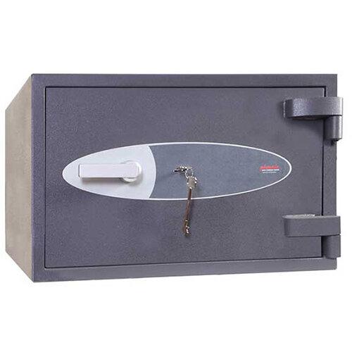 Phoenix Neptune HS1051K 24L Security Safe With Key Lock Grey