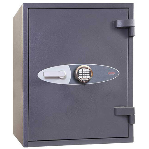 Phoenix Neptune HS1054E 184L Security Safe With Electronic Lock Grey