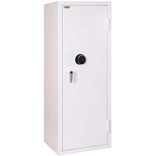 Phoenix Securstore SS1163F 385L Security Safe With Electronic Fingerprint Lock White