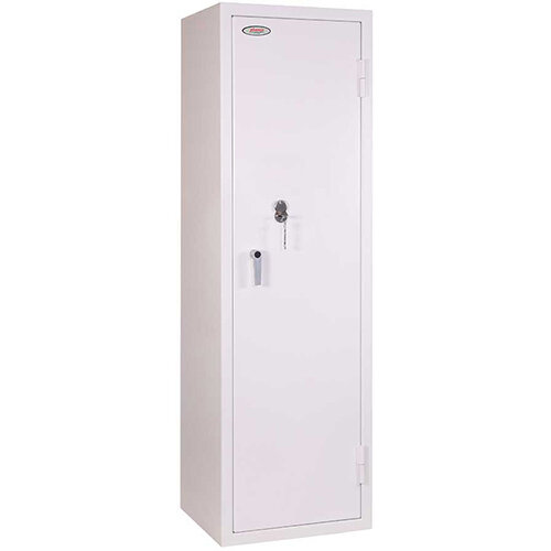 Phoenix Securstore SS1164K 457L Security Safe With Key Lock White