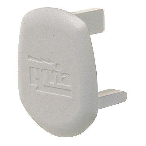 13 Amp Safety Socket Insert White 50 Pack BF2090