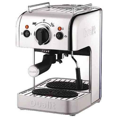Dualit 3in1 Coffee Machine 15 Bar Pressure DA8440