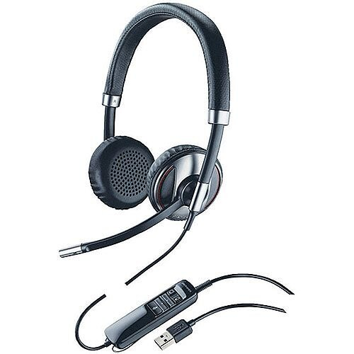 Plantronics Blackwire C720 USB Headset Binaural UC-compatible