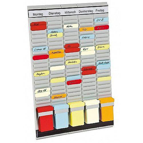 Franken Universal Planner 5 T-Card 20 Slots Size 2 PV-SET1