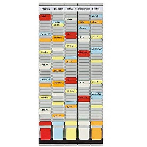 Franken Universal Planner 5 T-Card 35 Slots Size 2 PV-SET2