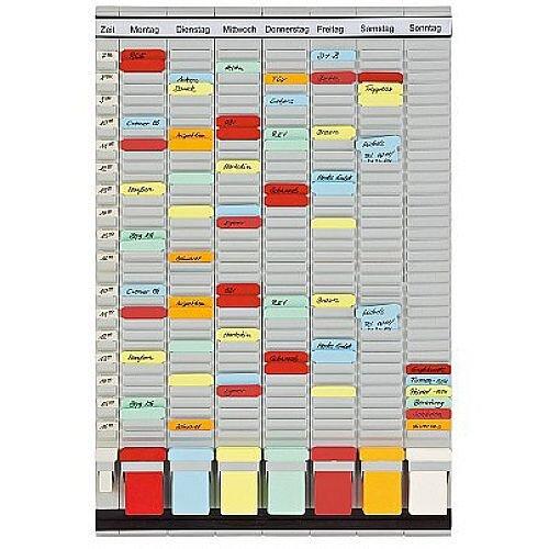 Franken Universal Planner 7 T-Card 35 Slots Size 2 PV-SET3