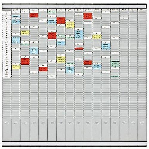 Franken Universal Planner 16 T-Card 50 Slots Size 2 PV-SET5