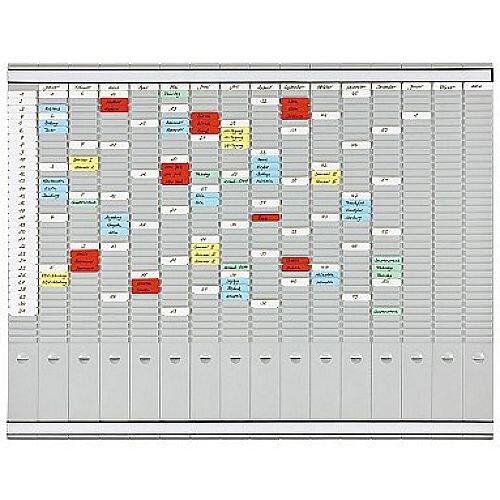 Franken Universal Planner 16 T-Card 35 Slots Size 2 PV1015