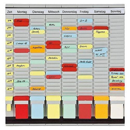 Franken Universal Planner 7 T-Card 20 Slots Size 2 PV1020