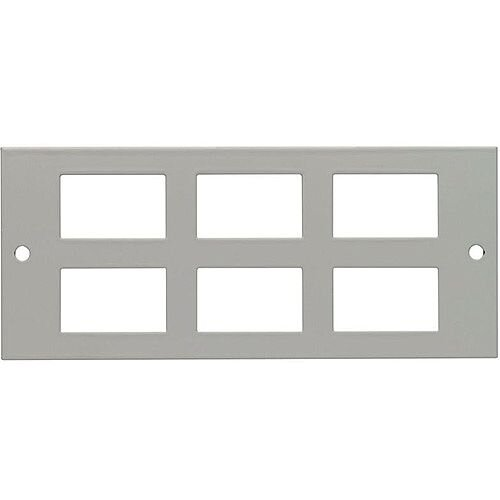 4 Compartment 6 Way LJ6C Data Plate