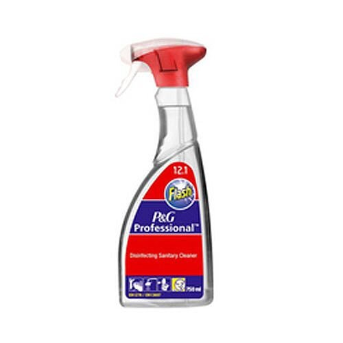 Flash Clean/Shine Bathroom Spray 750ml