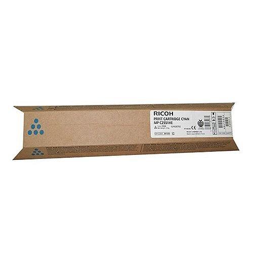 Ricoh 841505 Cyan Toner Cartridge Aficio MPC2051/2551
