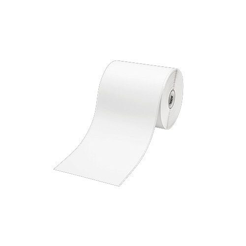 Brother RD-S01E2 Continuous Length Paper Label Roll (Pack of 12)