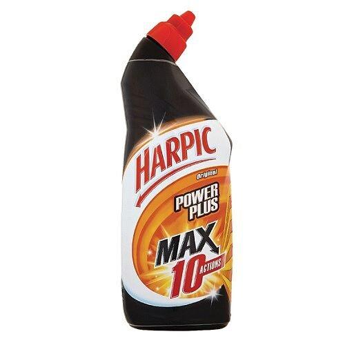 Harpic Power Plus Toilet Cleaner 750ml Pack 1 0384037