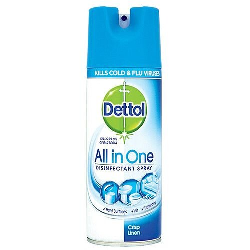 Dettol Air Freshener Anti Bacterial All In One