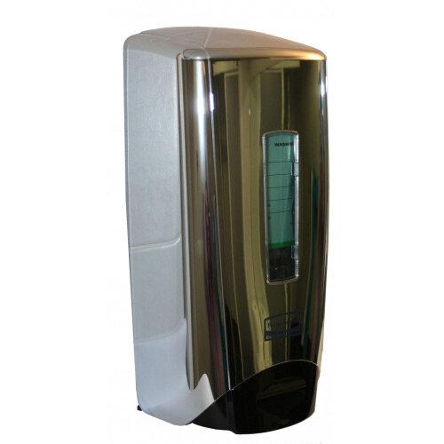 Rubbermaid Flex Manual Skin Care System 500ml Soap Dispenser Chrome