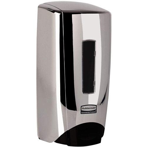 Rubbermaid Flex Manual Skin Care System 1300ml Soap Dispenser Chrome