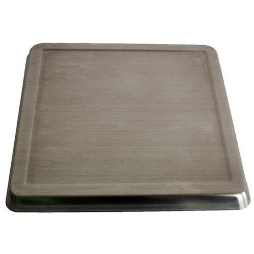 Rubbermaid Stainless Steel Replacement Platform for Compact Digital Scale