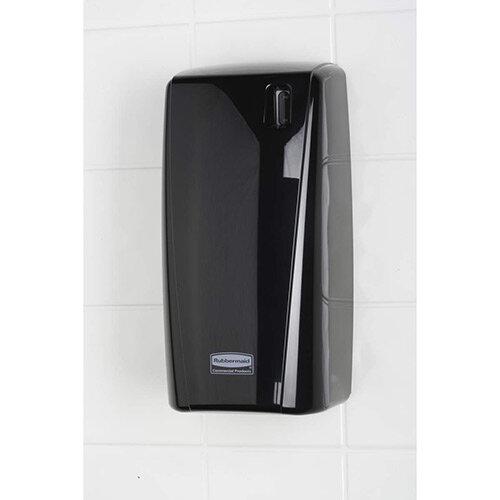 Rubbermaid Autojanitor Urinal Dispenser Black