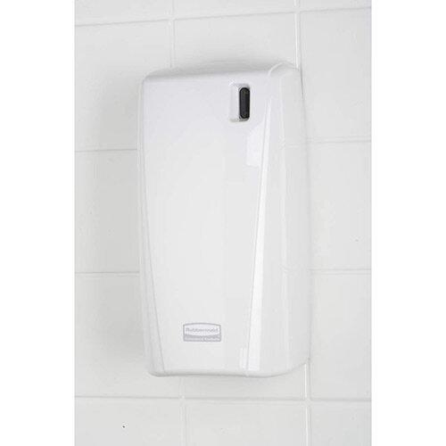 Rubbermaid Autojanitor Urinal Dispenser White