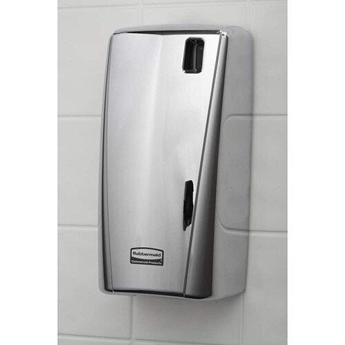 Rubbermaid Autojanitor Urinal Dispenser Chrome