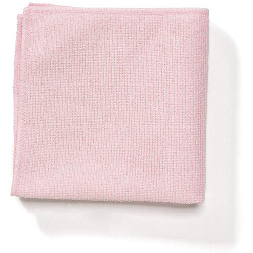 Rubbermaid Professional Microfiber Cleaning Cloth Red