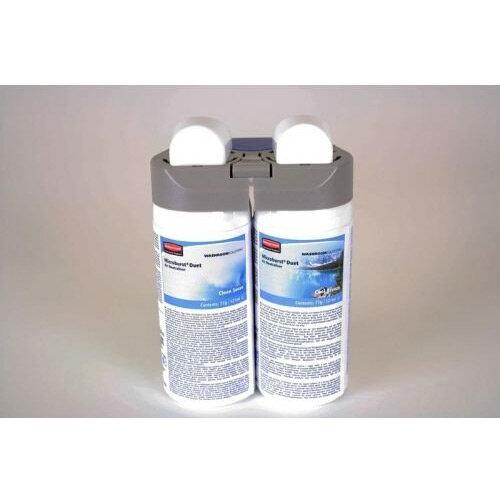 Rubbermaid Microburst Duet Fragrance Refill Clean Sense &Cool Breeze