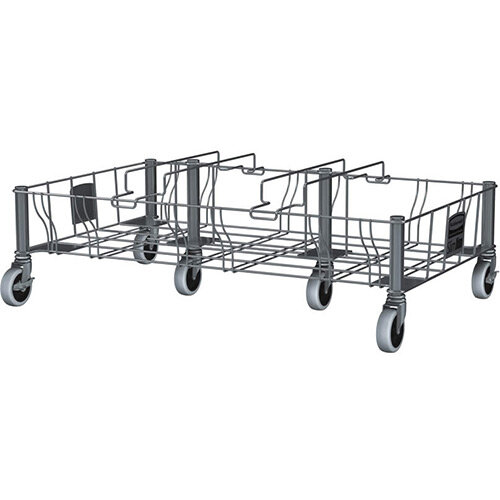 Slim Jim Stainless Steel Triple Dolly