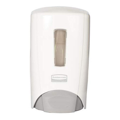 Rubbermaid Flex Manual Skin Care System 500ml Soap Dispenser White