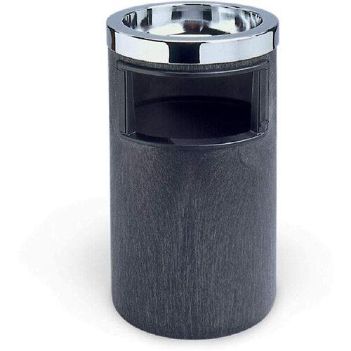 Rubbermaid 7.6L Smoking Urn Black