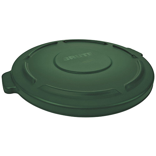 Rubbermaid Snap on Lid for FG262000 75.7L BRUTE Round Containers Green
