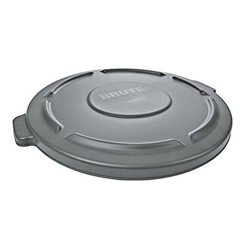 Rubbermaid Snap on Lid for FG262000 75.7L BRUTE Round Containers Grey