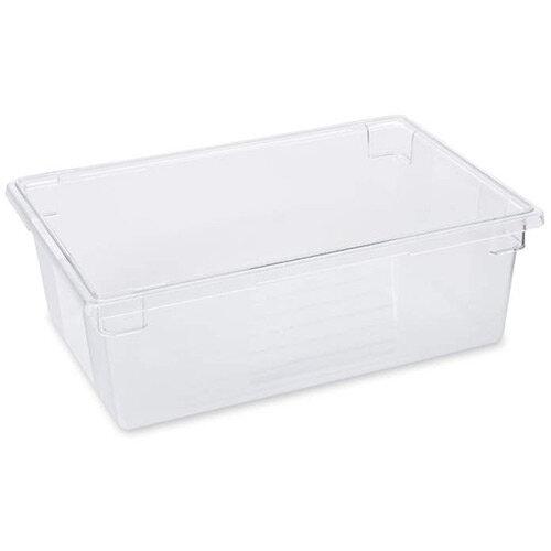 Rubbermaid 47L ProSave Food Box Clear
