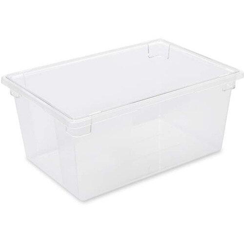 Rubbermaid 62.9L ProSave Food Box Clear