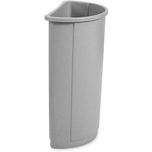 Rubbermaid Half Round Container 79.5L Grey