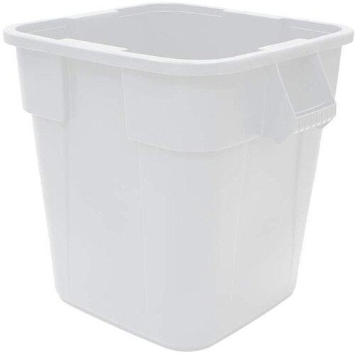 Rubbermaid 151.4L BRUTE Square Container White