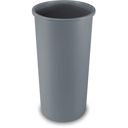 Rubbermaid 83.3L Round Inside Liner for Atrium Bin Grey