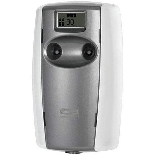 Rubbermaid Microburst Duet Air Freshener Dispenser White &Grey Pearl