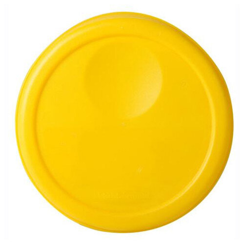 Rubbermaid Small Lid For 3.8L Round Food Storage Containers Yellow