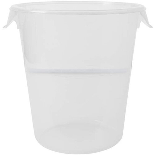 Rubbermaid 7.6L Round Storage Container Clear
