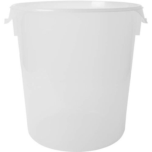 Rubbermaid 20.8L Round Storage Container Clear