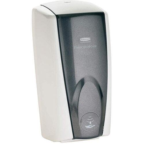 Rubbermaid AutoFoam Soap Dispenser 1100ml White &Grey