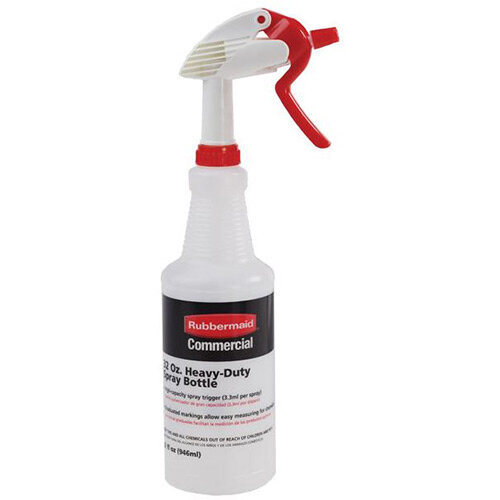Rubbermaid 32oz Spray Bottle with Trigger